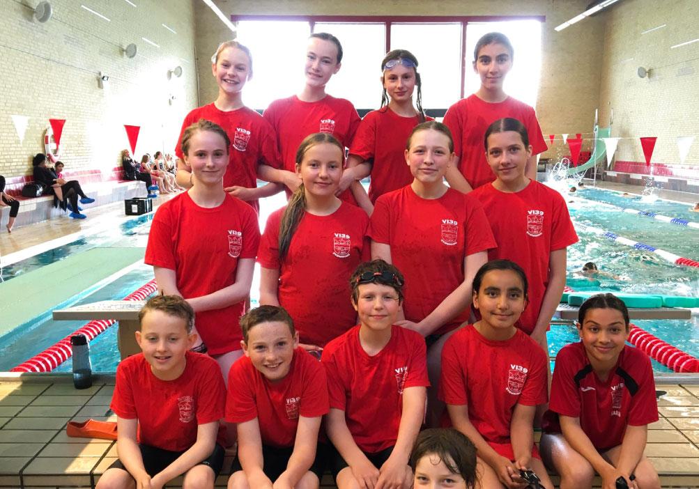 undervisningsafdelingen i vallensbæk svømmeklub