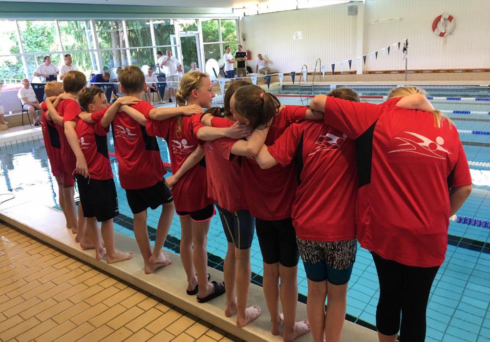 konkurrenceafdelingen i vallensbæk svømmeklub