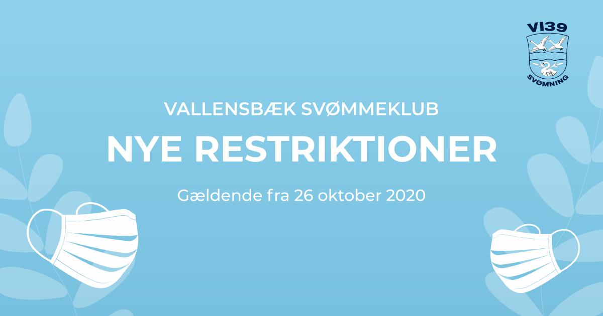 Nye Restriktioner 2020