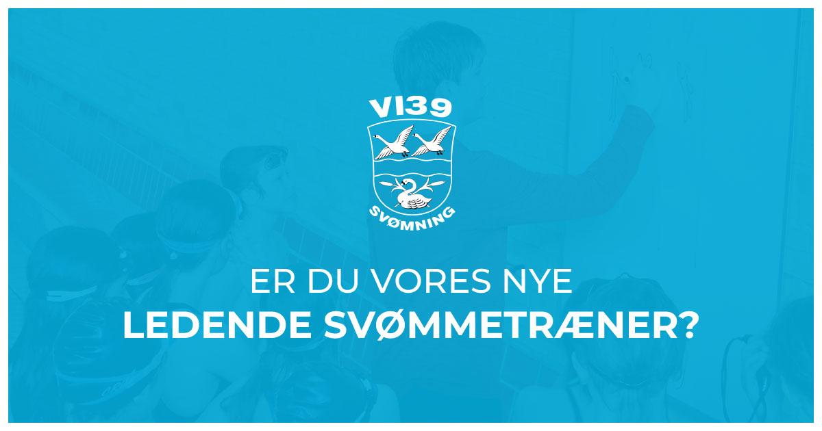 Vi søger ledende svømmetræner til Vallensbæk Svømmeklub