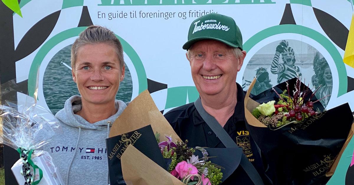 Årets Ungdomslederpris 2020 i Vallensbæk