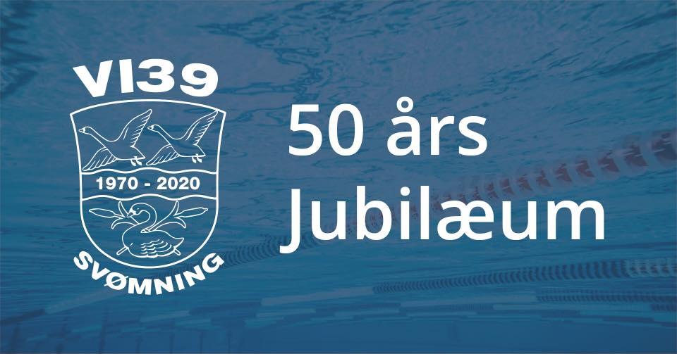 Vallensbæk Svømmeklubs 50 Års Jubilæum
